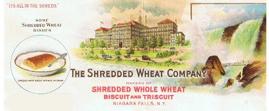 Shredded Wheat Collectors' Website